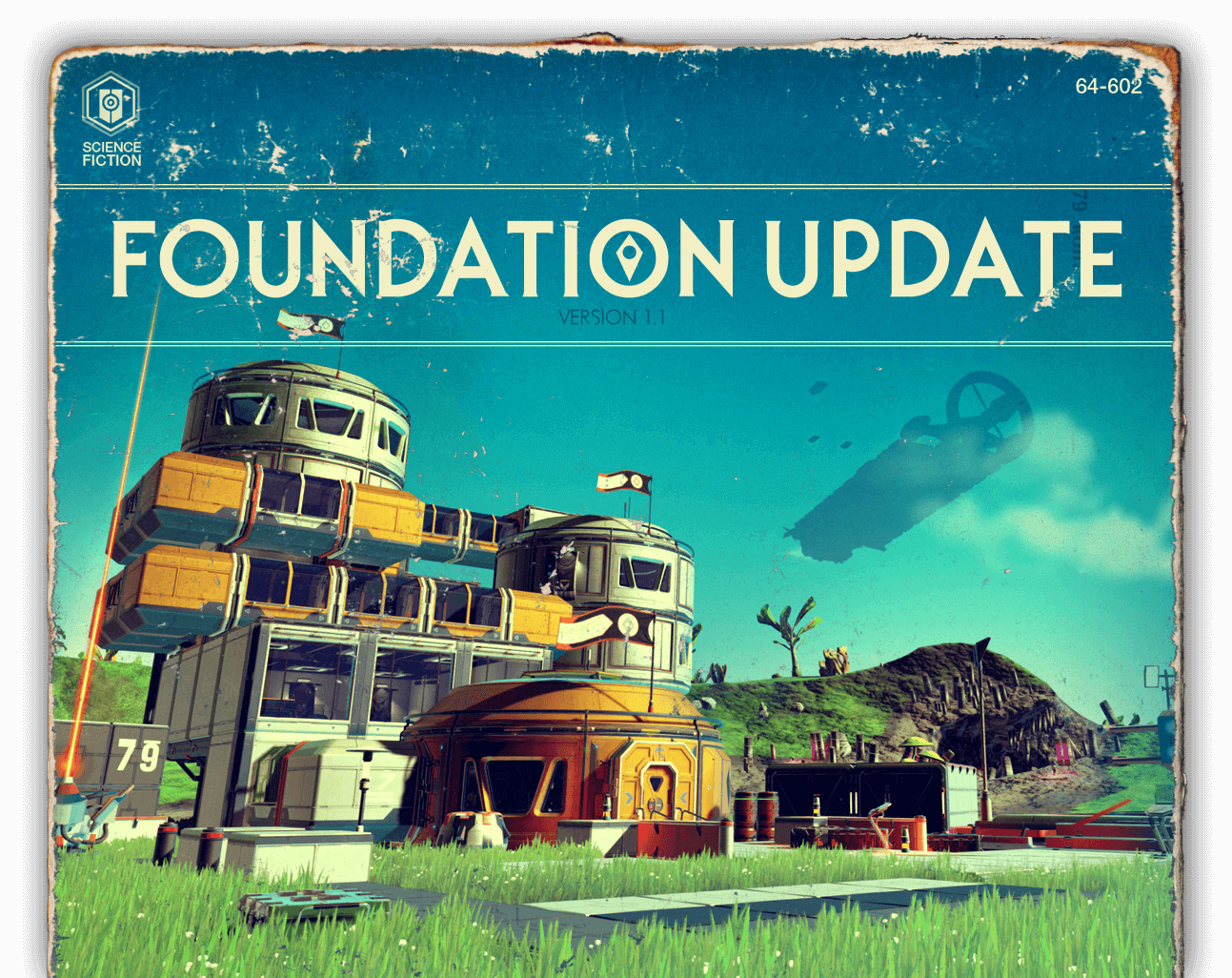 Foundation Update book cover