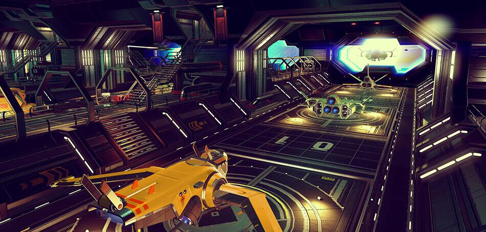 Freighter screenshot