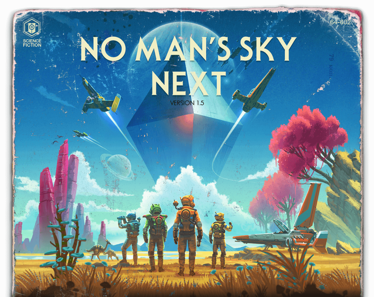 NEXT Update - No Man's Sky