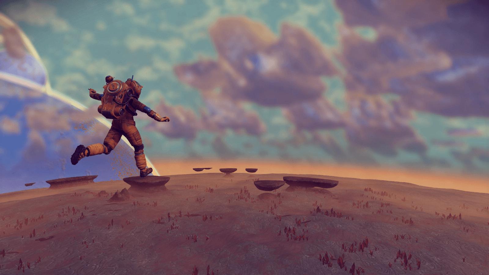 Development Update - 1 59 - No Man's Sky