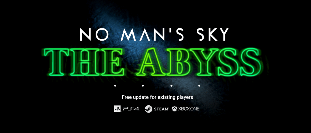 Image result for No Mans Sky The Abyss
