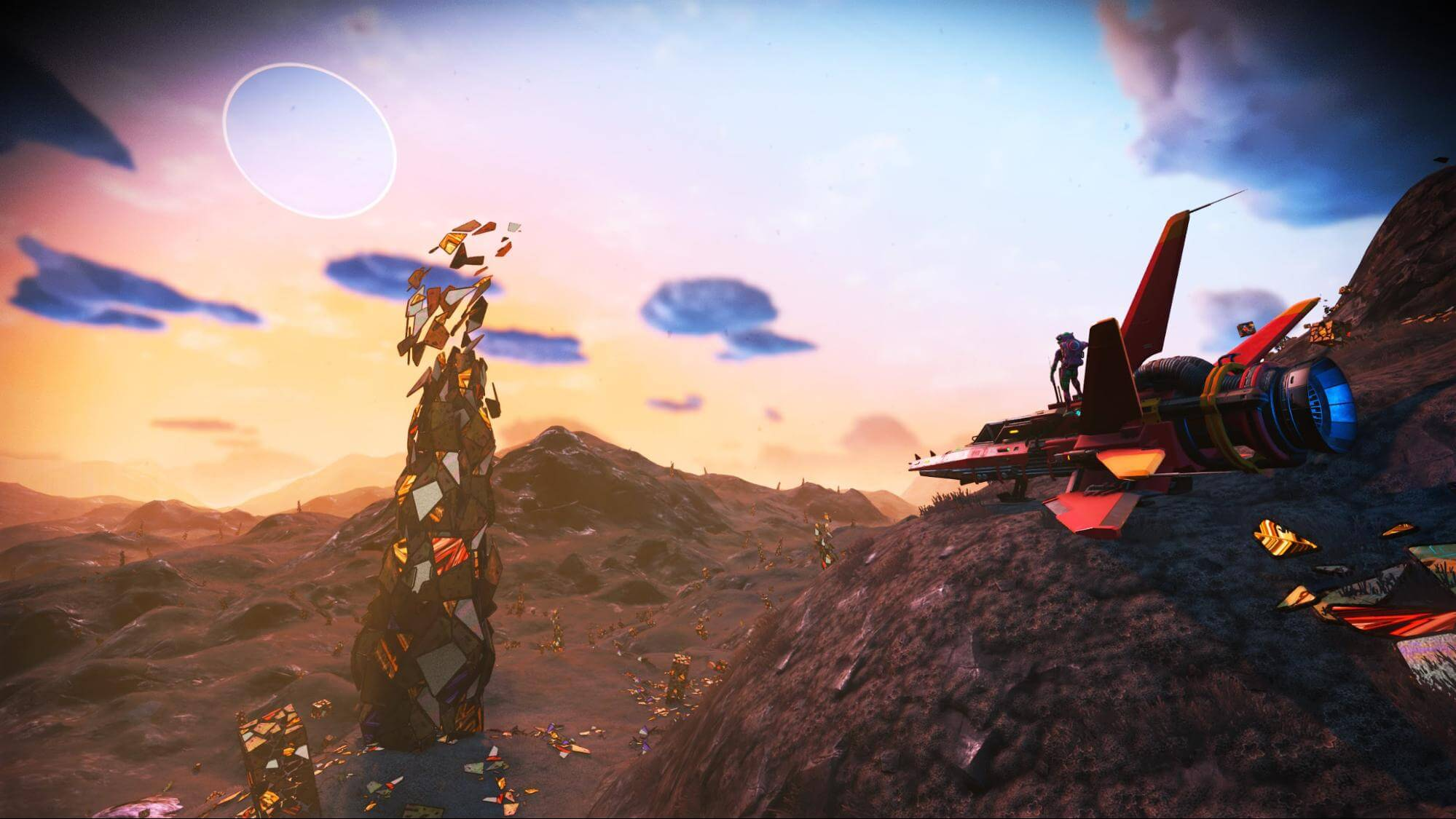 Visions Update - No Man's Sky